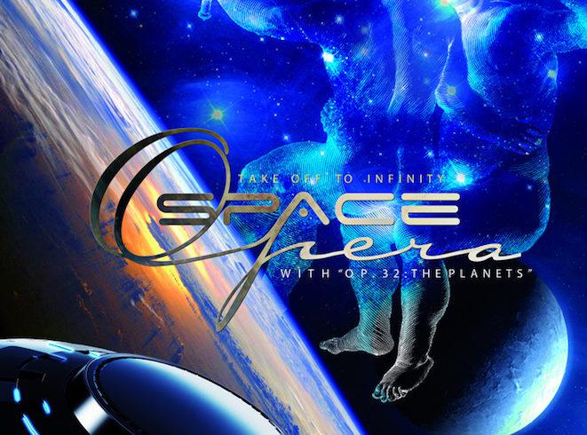 Filmato Fulldome Space Opera per Planetari Digitali