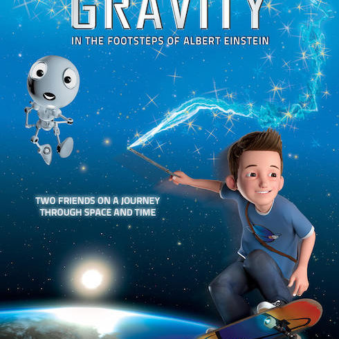 Filmato Fulldome The Secrets of Gravity per Planetari Digitali